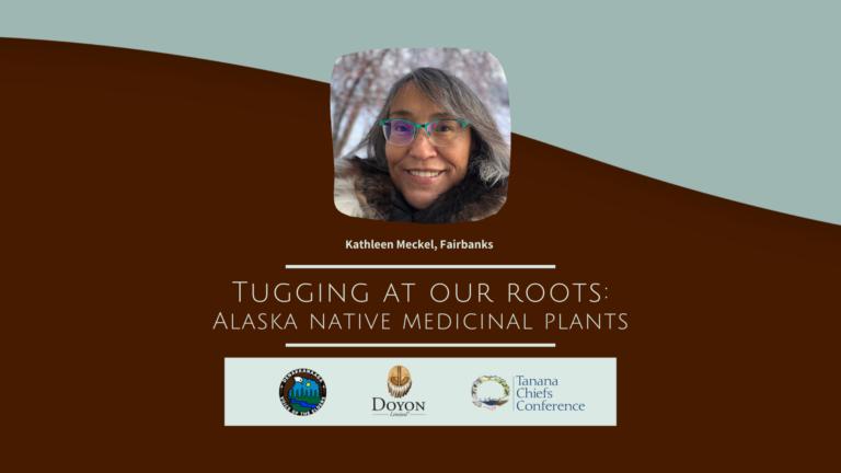 Tugging at Our Roots: Alaska Native Medicinal Plants